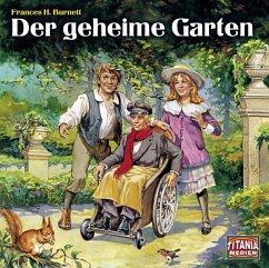 Der geheime Garten, 1 Audio-CD - Burnett, Frances Hodgson