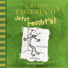 Jetzt reicht's! / Gregs Tagebuch Bd.3 (CD) - Kinney, Jeff
