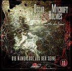 Die Namenlose aus der Seine / Oscar Wilde & Mycroft Holmes Bd.11 (1 Audio-CD)
