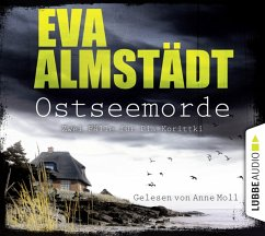 Ostseemorde / Pia Korittki (6 Audio-CDs) - Almstädt, Eva