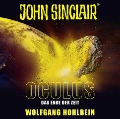 Oculus - Das Ende der Zeit / John Sinclair Oculus Bd.2 (2 Audio-CDs)