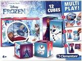 Disney Frozen (Würfelpuzzle)