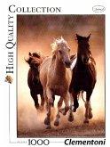 Running horses (Puzzle)