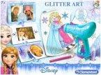 Glitter Spray Art