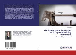 The institutional barriers of the EU's peacebuilding framework