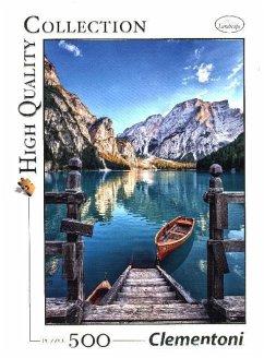 Braies Lake (Puzzle)
