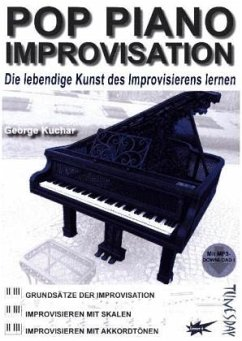Pop Piano Improvisation - Kuchar, Georg