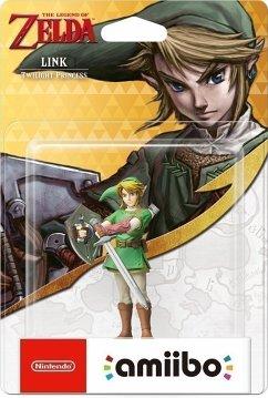amiibo Link The Legend Of Zelda (Twillight Princess)