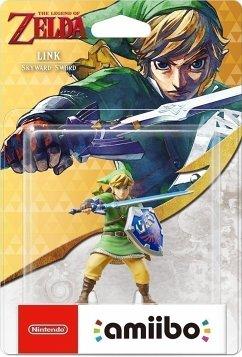 amiibo Link The Legend Of Zelda (Skyward Sword)