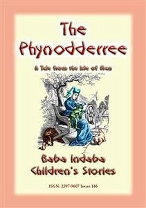9788826079608 - THE PHYNODDERREE - A Fairy Tale from the Isle of Man - Libro