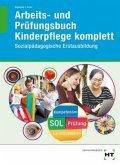 Arbeits- und Prüfungsbuch Kinderpflege komplett