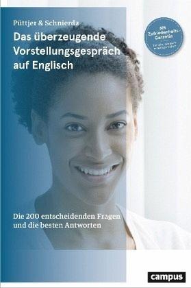 Das überzeugende Vorstellungsgespräch auf Englisch - Schnierda, Uwe; Püttjer, Christian