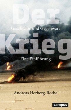 Der Krieg - Herberg-Rothe, Andreas