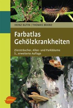 Farbatlas Gehölzkrankheiten - Butin, Heinz; Brand, Thomas