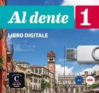 Al dente - Internationale Ausgabe. Libro digitale USB