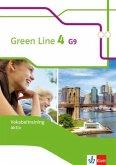 Green Line 4 G9. Vokabeltraining aktiv Arbeitsheft 8. Klasse. Ausgabe ab 2015