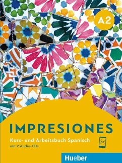 9783190345458 - Balboa Sánchez, Olga; Varela Navarro, Montserrat; Teissier de Wanner, Claudia: Impresiones A2. Kursbuch + Arbeitsbuch + 2 Audio-CDs - Libro