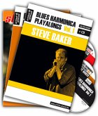 Blues Harmonica Playalongs, 3 Bde. + 3 Audio-CDs