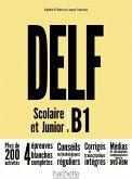 DELF Scolaire et Junior B1 - Nouvelle édition. Livre de l'élève + DVD-ROM + corrigés