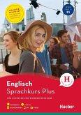 Sprachkurs Plus Englisch / Buch mit MP3-CD, Online-Übungen, App und Videos