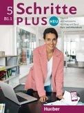 Schritte plus Neu 5. Deutsch als Zweitsprache für Alltag und Beruf. Kursbuch + Arbeitsbuch + CD zum Arbeitsbuch