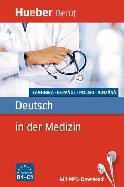 Berufssprachführer. Deutsch in der Medizin - Hagner, Valeska; Schmidt, Alfred