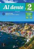 Al dente 2 (A2). Internationale Ausgabe. Libro dello studente + esercizi + CD + DVD