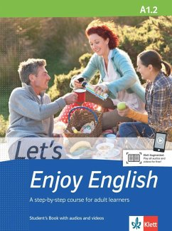 Let´s Enjoy English A1.2. Student´s Book + MP3-...
