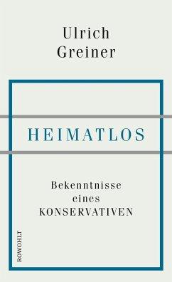 Heimatlos - Greiner, Ulrich