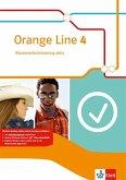 Orange Line 4. Klassenarbeitstraining aktiv mit Multimedia-CD. Klasse 8. Ausgabe 2014