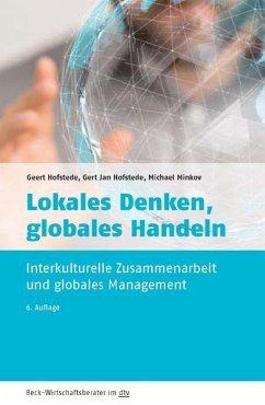 Lokales Denken, globales Handeln - Hofstede, Geert;Hofstede, Gert J.;Minkov, Michael