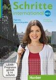 Digitales Unterrichtspaket, DVD-ROM / Schritte international Neu - Deutsch als Fremdsprache 1+2