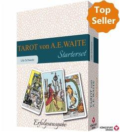 Tarot von A.E. Waite. Das Starterset - Schwarz, Lilo