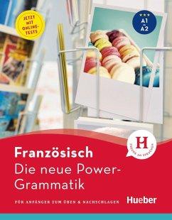 Die neue Power-Grammatik Französisch - Laudut, Nicole