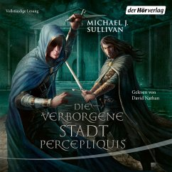 Die verborgene Stadt Percepliquis / Riyria Bd.6 (MP3-Download) - Sullivan, Michael J.