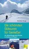 Die schönsten Skitouren für Genießer (eBook, ePUB)