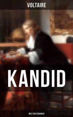 Kandid (Welt der Gedanken) (eBook, ePUB) - Voltaire