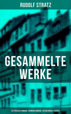 Gesammelte Werke: Historische Romane, Kriminalr...