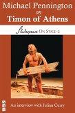 Michael Pennington on Timon of Athens (Shakespeare On Stage) (eBook, ePUB)