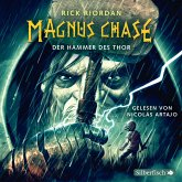Der Hammer des Thor / Magnus Chase Bd.2 (MP3-Download)