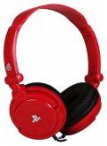 Stereo Gaming Headset PS4/PSVita PRO4-10 rot