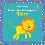 Babys erstes Ausklappbuch: Tiere