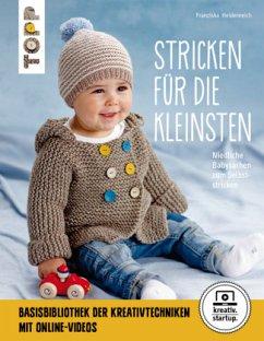 Stricken für die Kleinsten - Heidenreich, Franziska
