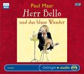 Herr Bello und das blaue Wunder, 2 Audio-CDs