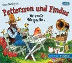 Pettersson und Findus - Die große Hörspielbox, 3 Audio-CDs