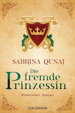 Die fremde Prinzessin / Geraldines-Roman Bd.4 - Qunaj, Sabrina