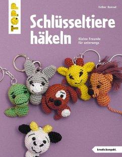 Schlüsseltiere häkeln (kreativ.kompakt.) - Konrad, Esther