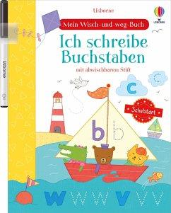 Mein Wisch-und-weg-Buch Schulstart: Ich schreib...