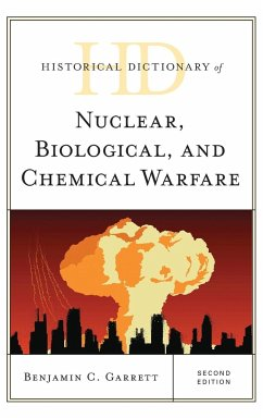 Historical Dictionary of Nuclear, Biological, and Chemical Warfare, Second Edition - Garrett, Benjamin C.