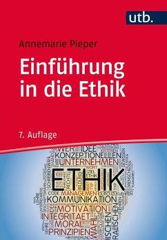 Einführung in die Ethik - Pieper, Annemarie